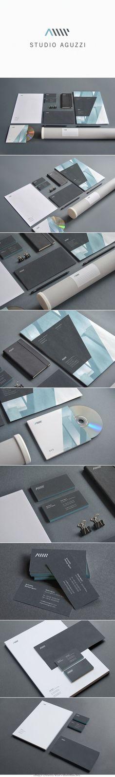 logo corporate branding visual graphic identity kraft paper design business card label black white print sticker minimal