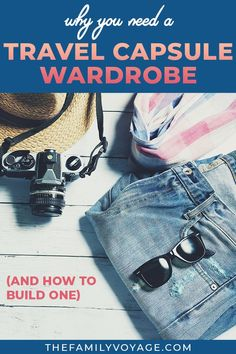 A travel capsule wardrobe will help you pack light but stay stylish, even for long periods of travel. Quick guide to learn the fundamentals of building your own travel capsule wardrobe! You'll also find packing lists for destinations all over the world. Summer Packing Lists, Packing For A Cruise, Packing List For Travel, Travel Tips, Packing Tips, Travel Hacks, Travel Ideas, Travel Inspiration, Vacation Packing