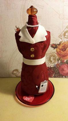 Maniquie Concept BusinessWoman/Office Worker/Secretary Alfiletero/Decorative sale $21