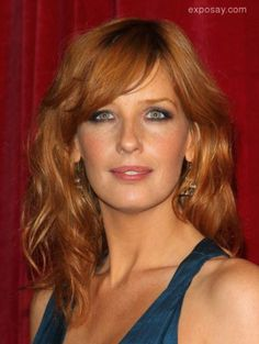 Kelly Reilly I have to do a double take because I think she is Poppy Montgomery