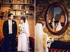 A Cozy & Romantic Wedding in Downtown Los Angeles: Kelsey + Eric