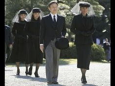 Japanese Prince Mikasa's Funeral Held At Tokyo Cemetery