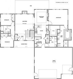 Achitecture. Clear Ideas Of Home Plans With Details Of Open Floor Plans Home Pictures Design. Inspiring Open Home Floor Plans With Pictures Ideas