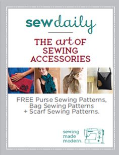 Free Sewing Accessory Patterns Collection