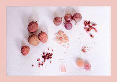 © Cristina Mesturini 2016, Food Colour. #food #photography #foodphotography #pink #rose #pastel #pale