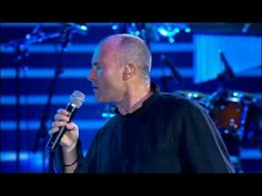 """Can't Stop Loving You"" (live), Phil Collins.  <3 <3 <3"