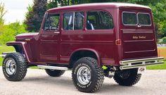 1951 Willys Jeep Jeep Willys, Willys Wagon, Jeep Ika, Detroit Steel, Jeep Truck, Jeep Jeep, Old Jeep, Vintage Trucks, Vintage Jeep