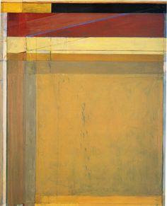 Richard Diebenkorn: Ocean Park #90 (1976)