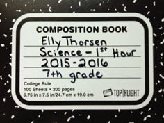 Interactive notebooks are useful in any subject area. In my science classroom, students used them for all of their Do Nows, all of their no...