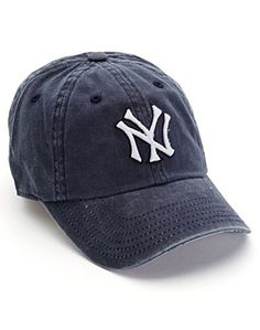 fd96c05a81d Yankees Baseball Cap - Accessories - Lucky Brand Jeans Yankees Outfit