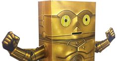 Papercraft Star Wars – C-3PO