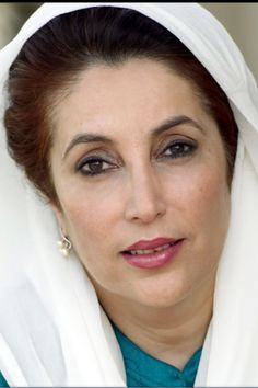 Benazir Bhutto (Pakistani politician) - Strong woman who fought for people's rights which was difficult since she was living in a very conservative, men-dominant country.