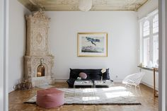 my scandinavian home: A magnificent Malmö pad which could be yours!