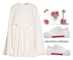 """""""Alexander"""" by mycherryblossom ❤ liked on Polyvore featuring Alexander McQueen"""