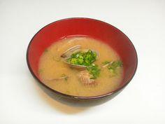 我が家の味噌汁 http://cookpad.com/recipe/1123731