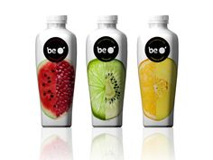Be O' Organic Juices (Student Work) on Packaging of the World - Creative Package Design Gallery