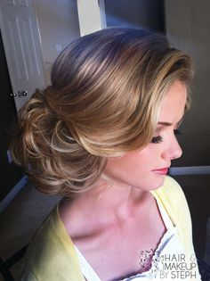 Mother Of The Bride Hairstyles
