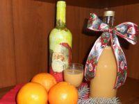Delikatny likier pomarańczowy na bazie karmelu i śmietanki