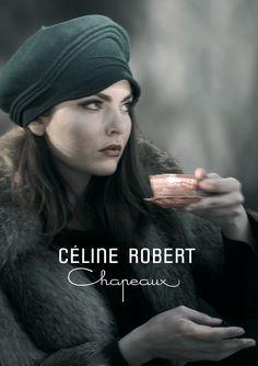 Fall-Winter 12/13 - Céline Robert Chapeaux