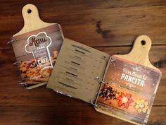 Ejemplos de diseño de menús para restaurantes || #inspiracion || Path #Imprenta ubicado en #BuenosAires ||
