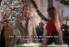 National Lampoon's Christmas Vacation (Jeremiah S. Chechik, The Griswold family's plans for a big family Christmas predictably turn into a big disaster. Bing Crosby and the Andre… Christmas Vacation Quotes, Christmas Movie Quotes, Christmas Humor, Christmas Time, Christmas Specials, Holiday Movies, Christmas Stuff, Christmas Crafts, Merry Christmas