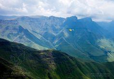 The Drakensberg - Dragon Mountains, South Africa