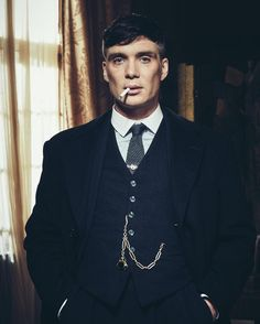 "Cillian Murphy is a genius in every role he plays. ""Peaky Blinders"" is no exception. I cannot believe it took me a few years to watch this show. It has quickly become one of my favorites."