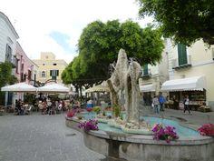 Forio, Isola Ischia Italia (Maggio)