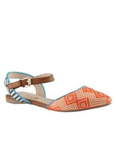 Aldo Lucyna Pump Shoes Orange #summer #summerstyle