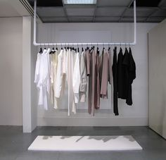 Dover Street Market- shop lay out ideas minimal
