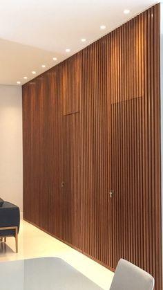 unique hidden door designs to enter a secret room in your home page 4 Wood Interiors, Office Interiors, Hidden Doors In Walls, Casa Milano, Secret Rooms, Interior Decorating, Interior Design, Door Design, Living Room Designs