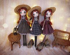 Three Anne Urchin