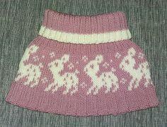 Ida Amalies Hobby hook: Cute little bambi. Knitting For Kids, Baby Knitting Patterns, Crochet For Kids, Knitting Designs, Knit Crochet, Bambi Baby, Baby Barn, American Doll Clothes, Fair Isles