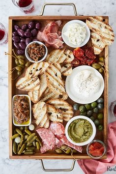 The 21 Best Party Appetizers for Stressed-Out Hosts #purewow #party #recipe #easy #food #entertaining #cooking #appetizer