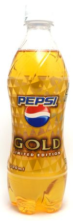 DiscontinuedLimitedTimePepsiProduct(2006) #Pepsi #Gold