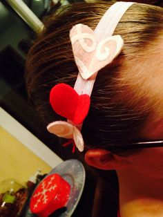 Heart Headband @Kimberley Christopher O'Rourke