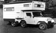 A jeep camper! Jeep Truck, Truck Camper, Chevy Trucks, Lifted Trucks, Jeep Gladiator, Dodge Challenger, Mopar, Jeep Hard Top, Jeep Scrambler