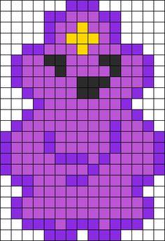 LSP Perler Bead Perler Bead Pattern / Bead Sprite