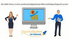 Als Full-Service Webagentur unterstützen wir kleine und mittelständische Unternehmen in ganz Deutschland dabei, im Internet erfolgreich zu sein.  In diesem Video stellen wir Ihnen unsere Mission, Stärken, Spezialisierung und Tätigkeitsgebiete als Internetagentur vor.  Besuchen Sie jetzt unsere Website und sichern Sie sich eine kostenlose Erstberatung (ggf. inklusive Website-Analyse) Web Design, Marketing, Corporate Design, Laptop, Mathematical Analysis, Text Structures, Things To Do, Germany