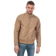 Buy Levis Mens Harrington Jacket in Tan Harrington Jacket, Childrens Shoes, Levis, Boy Outfits, Label, Bomber Jacket, Man Shop, Clothes For Women, Stuff To Buy
