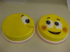 Τούρτες Γενεθλίων - Smilies! #sugarela #TourtesGenethlion #smilies #BirthdayCakes