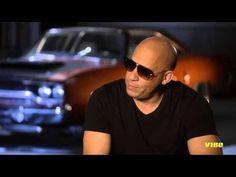 Vin Diesel Names Newborn Daughter Pauline In Memory Of Paul Walker (VIDEOS) - Stupid Celebrities Gossip