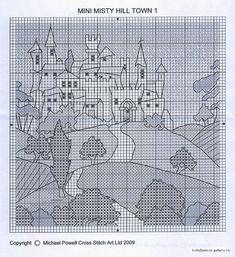 PUNTO EN CRUZ PATRONES MICHAEL POWELL (pág. 8) | Aprender manualidades es facilisimo.com                                                                                                                                                                                 Más