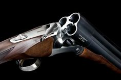 Production Triple Barrel Shotgun, available in hunting (Triple Crown) and self-defense (Triple Threat) models - $1600   Chiappa Firearms