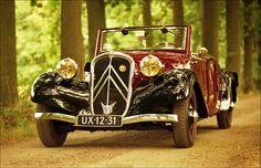1937 Citroën Traction Avant Cabriolet