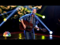 """Brian Pounds: """"Wagon Wheel"""" - The Voice Highlight"""