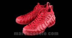 28d5bb1839e The Nike Air Foamposite Pro Gym Red release date is set for April This  Foamposite Pro comes dressed in an all gym red upper.