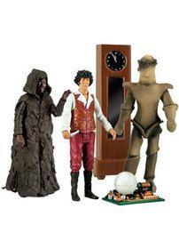 Doctor Who Classic Keeper of Traken Figure Set - goHastings