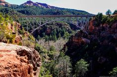 Midgley Bridge, Sedona Arizona