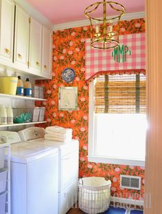 3 Decor Myths This Laundry Room Totally Busts